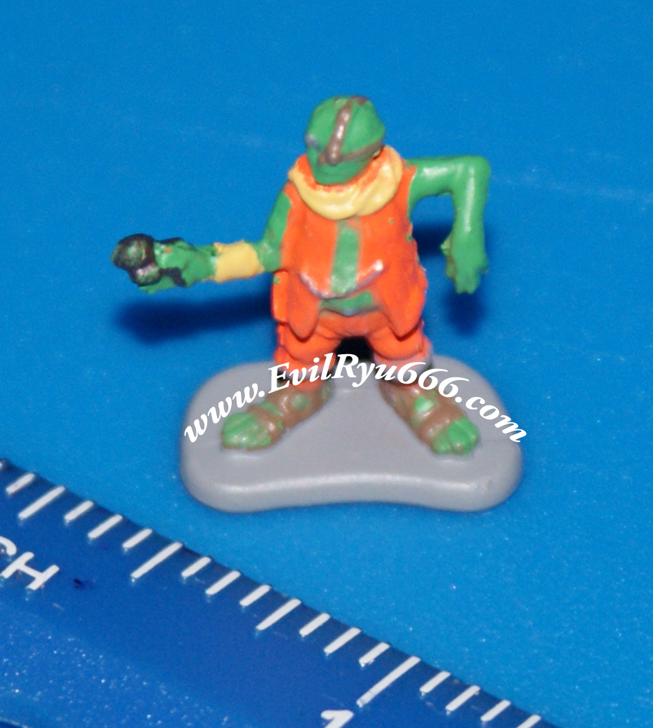 STAR WARS Action Fleet Figure Micro Machines BP # 5 LEEBO LE-B02D9